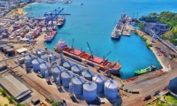 En las instalaciones del Puerto de Santa Marta, hay 4 cuartos fríos con plataformas y temperaturas independientes.