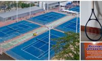 Escenarios deportivos del distrito de Santa Marta.