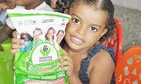 Para atender ininterrumpida y gratuitamente los requerimientos de alimentación de cerca de 2,2 millones de niños, niñas y madres en periodo de lactancia.