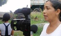 Hace tres meses Omaira denunció a su expareja por violación.