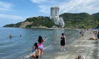La mayoría de turistas fueron de Bogotá, Barranquilla, Cali, y Villavicencio, entre otros.