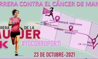 Fundación tendrá este sábado su primera 'maratón de la mujer'.