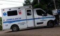 Centro de salud de Guachaca.