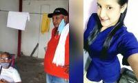 La familia Berrío Rodríguez espera contar con el apoyo para traer las cenizas de su hija.