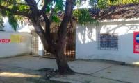 Hospital local de Santa Catalina, en Bolívar.