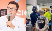 El gobernador también le pidió al Ministerio su intervención para que el exjefe de las Auc aporte a la verdad sobre los vínculos de los políticos y empresarios del Magdalena con el paramilitarismo.