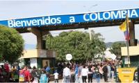 El Presidente se refirió al anuncio del Estatuto de Protección Temporal para regularizar a los migrantes venezolanos que se encuentran en el país.