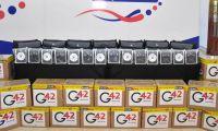 La Alcaldía Distrital recibió una importante donación del gobierno de Emiratos Árabes Unidos, a través de la empresa colombo emiratí Moncada Holding.  La donación está representada en 40 ventiladores no invasivos, 1.000 termómetros infrarrojos Nom- N-95, 179 termómetros BBLOVE, 26.554 tapabocas N-95, 546 overoles, 265 caretas, 86 monogafas y 40 mascarillas para ventilador.  Los ventiladores no invasivos van a permitir generar una alta oxigenación de pacientes covid-19 en Unidades de Cuidados Intermedios con