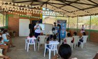 Los talleres van dirigidos a niños y jóvenes.