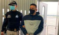 Alias 'Orejas' extraditado a Estados Unidos.