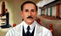 José Gregorio Hernández, médico venezolano fallecido en 1919.