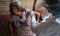 Los ancianos no tendrán la oportunidad de vacunarse de este lote de Sinovac.
