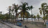 Playa en Coveñas, Sucre.