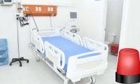 Reporte de ocupación de camas UCI en Santa Marta.