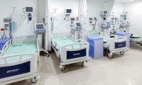 Antigua clínica Saludcoop.