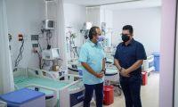 El jueves entró en funcionamiento la antigua clínica de SaludCoop.