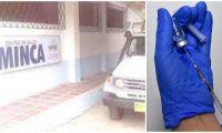 La Procuraduría indaga la vacunación en Minca.