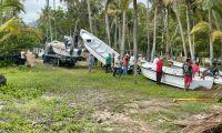 Agencia de Desarrollo Rural entregó 10 lanchas por $490 millones a comunidades pesqueras del Magdalena.