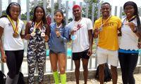 Los atletas de la Unimagdalena siguen destacándose en el atletismo nacional.