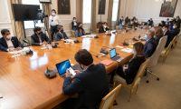 Iván Duque se reunió con los alcaldes de capitale.s