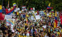 Paro Nacional Colombia.
