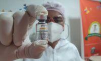 La vacunación en Concordia avanza a buen ritmo.