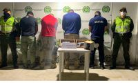 Estos sujetos deberán responder por los delitos homicidio en grado de tentativa y fabricación, tráfico y/o porte de armas de fuego o municiones.