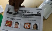 Elección presidencial en Perú