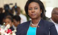 primera dama de Haití