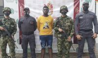 Capturado presunto disidente de las Farc.