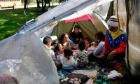 Venezolanos migrantes podrían vacunarse en Colombia.