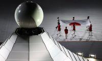 Inauguración de los Juegos Olímpicos Tokyo 2020.