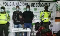 Oscar Jesús Villegas Palencia y Jaime Andrés Calleja Martínez.