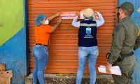 Operativos a establecimientos comerciales de expendio de carne.