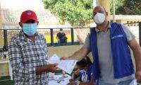 Las personas beneficiadas son víctimas mayores de 68 años, personas en condición de discapacidad o con alguna enfermedad catastrófica.