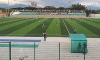 El partido se jugó en el estadio Rafael Castañeda de Fundación.