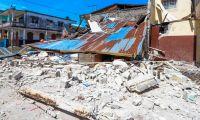 El terremoto ocurrió el pasado sábado.