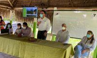 El proyecto promueve el desarrollo sostenible de la mano con la producción económica.
