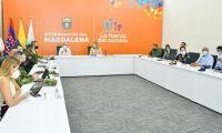 La administración departamental citó a un Consejo Nacional Extraordinario de Seguridad.