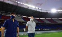 Se permitirá el 50% del aforo en el estadio Metropolitano.