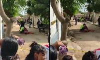 Mujer asesinada en Santa Marta.