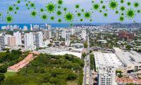 Casos de coronavirus en Santa Marta fueron 117.