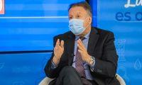 Luis Alexander Moscoso, viceministro de Salud Pública.