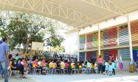 En Santa Marta están habilitados 4 colegios.