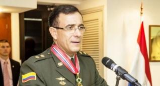 BG Jorge Luis Vargas, director de la Dijín.