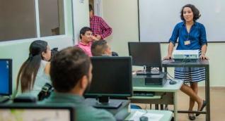 Alfaima Solano Blanco, de Ingeniería Industrial, tiene el mejor promedio del programa: 4,44.