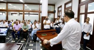 Socialización del 'Plan de Aseguramiento de la Prestación de los Servicios Públicos Domiciliarios.