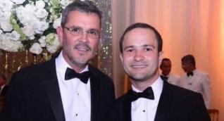 Guillermo Vives se casó con su prometido, José Maya.