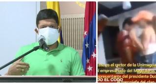 Pablo Vera Salazar habló sobre el video viejo que circula para tratar de afectar su imagen.