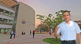 Estas son las principales propuestas de Rodolfo Sosa para la rectoría de la Unimagdalena.